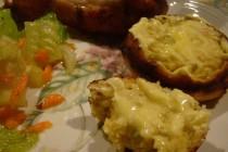 Puddingos muffin